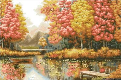 Прекрасная осень DOME