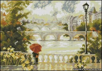Парижский рассвет