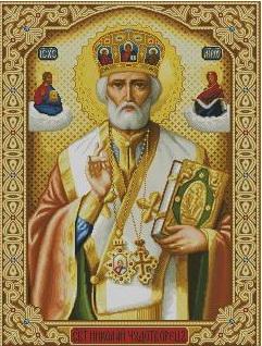 Св. Николай арх. Мир Ликийский